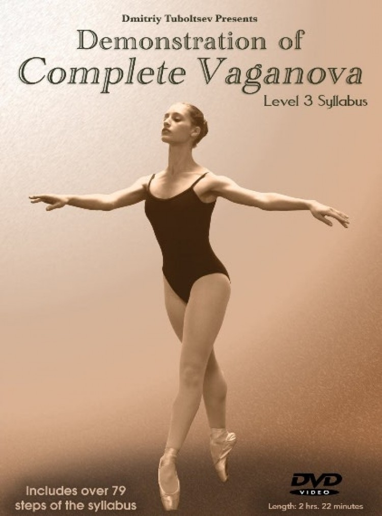 Vaganova Ballet Level 3 Complete Syllabus