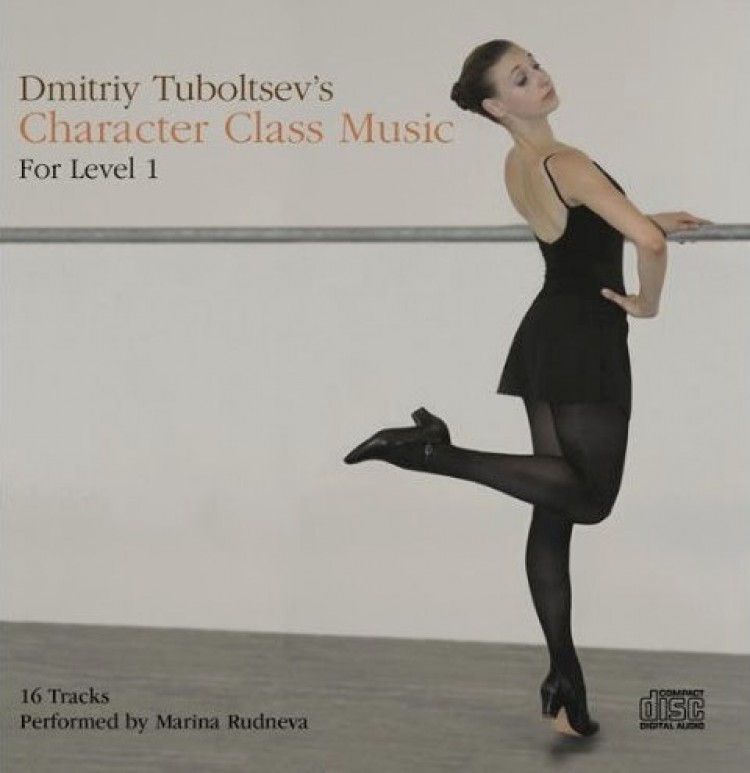 Music for Character Dance Class Level 1