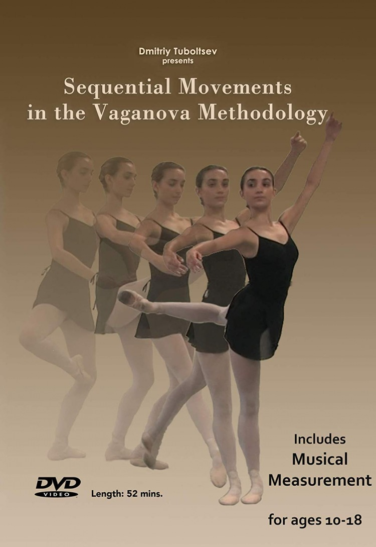Sequential Movements in the Vaganova Methodology