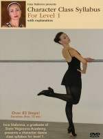 Character Dance Class Syllabus for Level 1 (With Explanation) (2012)  -  Cat No: B009950Q9W  -  Click To Order  -  ID: 8